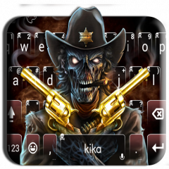Western Skull Gun Keyboard Theme 1 0 Download APK for Android - Aptoide