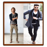 Latest Mens Fashion - Mens Dressing Style simge