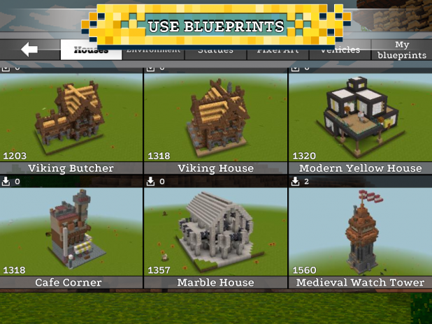 Realmcraft with skins export to minecraft 312 download apk for realmcraft with skins export to minecraft screenshot 6 malvernweather Image collections