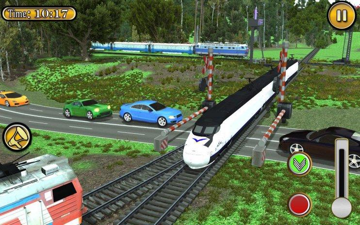 Real Train Racing Simulator 2017 - Driving Pro 3D 1 0