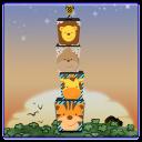 The Tower Animal Blocks