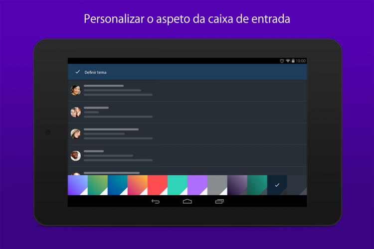 Yahoo Mail - Organize-se screenshot 7