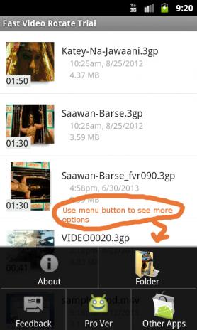 Fast video rotate 20 baixar apk para android aptoide fast video rotate captura de tela 3 ccuart Choice Image