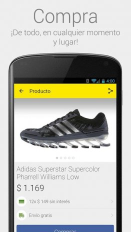 brand new c1c1a d7191 mercado libre encuentra tus marcas favoritas captura de pantalla 1 ...