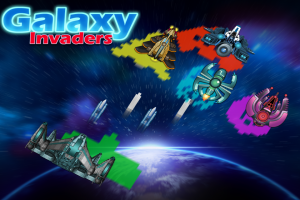 Galaxy Invaders Screen