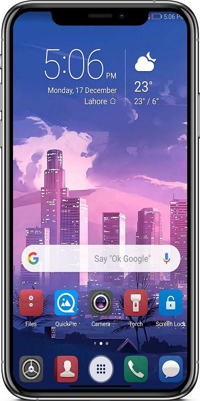 Emui-9 Theme for All Huawei screenshot 1