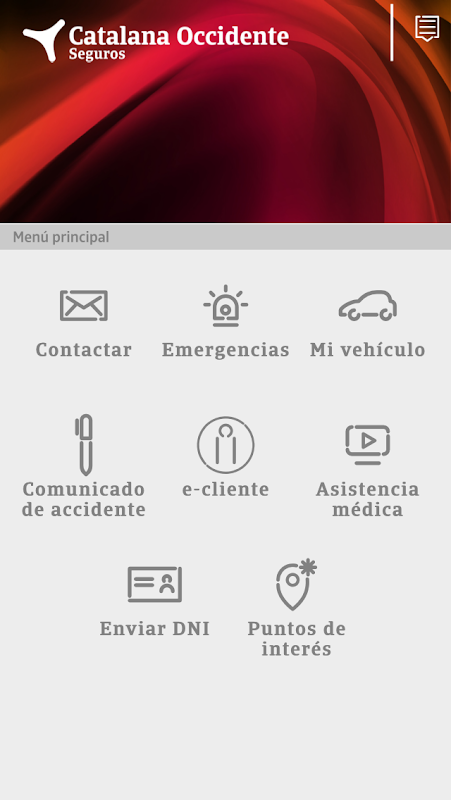 Seguros Catalana Occidente screenshot 2