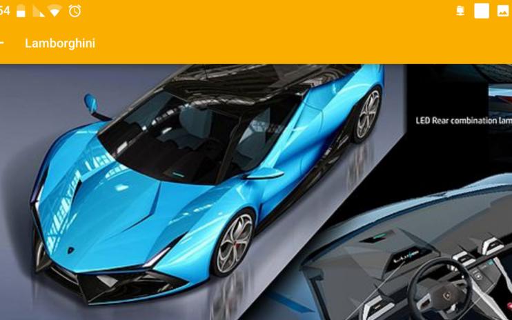 World Most Beautiful Cars Screenshot 1