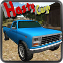 Hasty Cargo 3D Truck Delivery