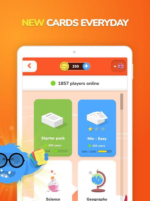 eTABU - Social Game screenshot 1