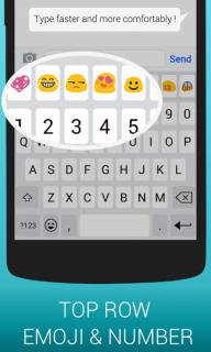 Emoji Keyboard - Kitkat,Smiley screenshot 5