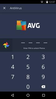 AVG AntiVirus FREE for Android Security 2017 screenshot 5