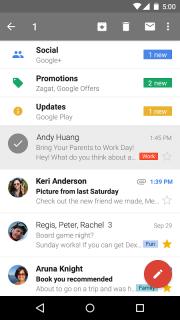 Gmail screenshot 8