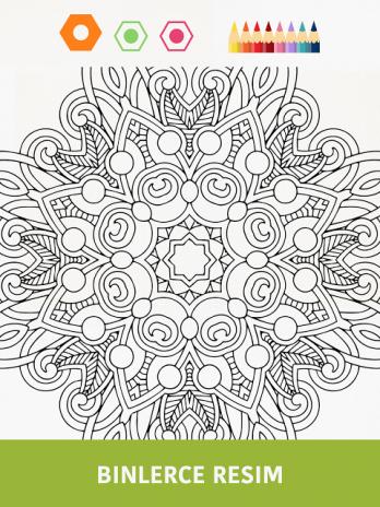 Colorfy Büyükler Için Boyama Kitabı ücretsiz 362 Android