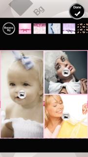 Bow Photo Collage Editor screenshot 4