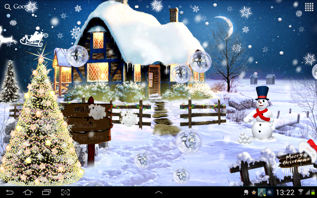 christmas live wallpaper download apk for android aptoide