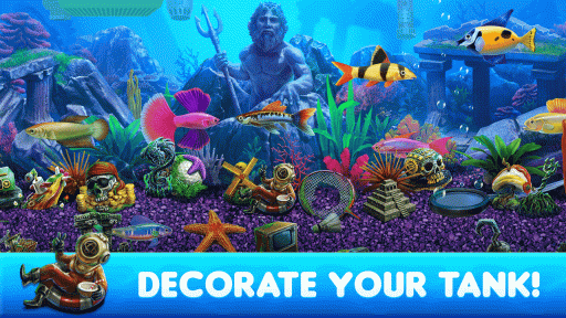Fish Tycoon 2 Virtual Aquarium screenshot 9