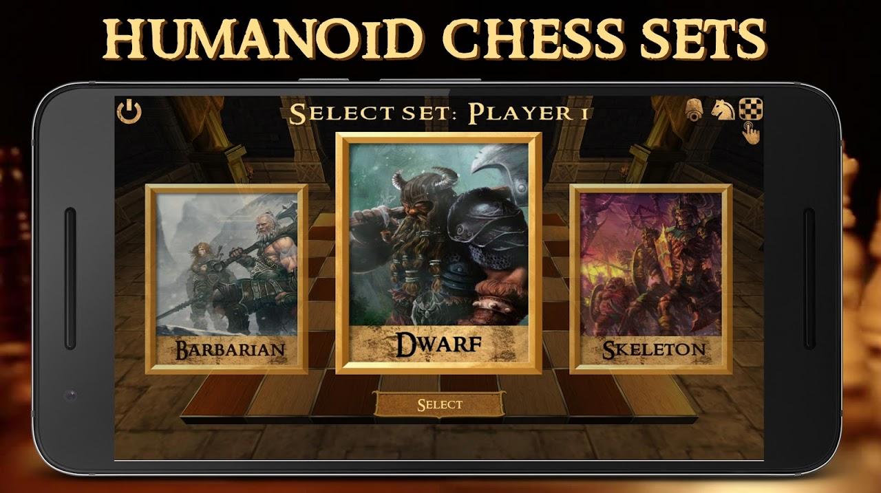 Battle Chess 3D screenshot 1