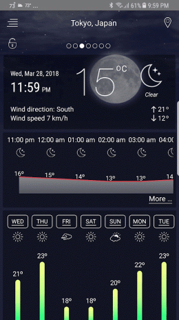 Weather Live Pro 1.13 Download APK for