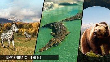 Deer Hunting - Animal Sniper Shooting Games Screen