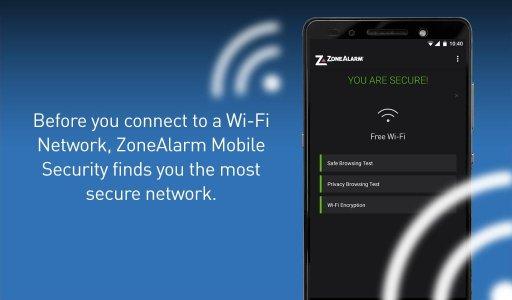 ZoneAlarm Mobile Security screenshot 13