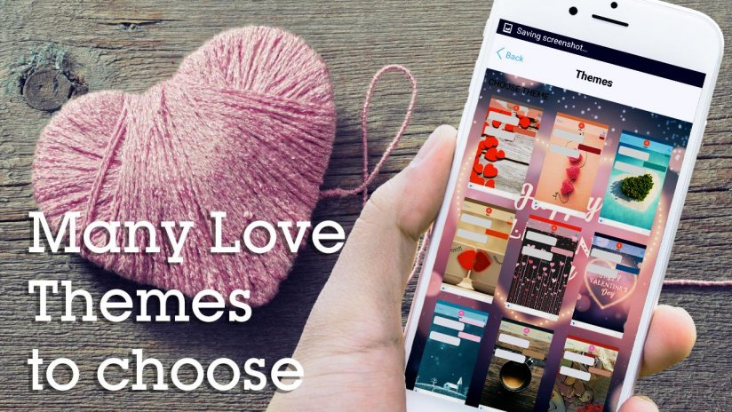 iMessenger Love Theme iMessage 1 0 Download APK for Android - Aptoide