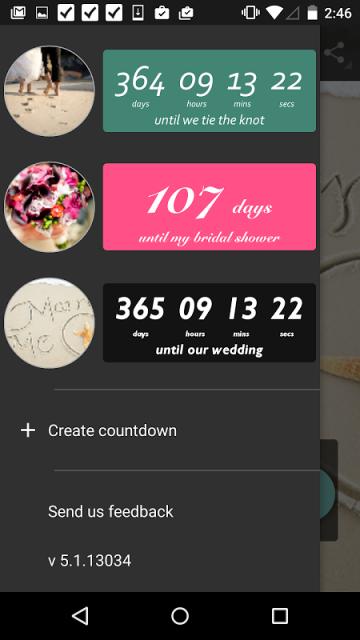 Wedding Countdown Widget | Download APK for Android - Aptoide