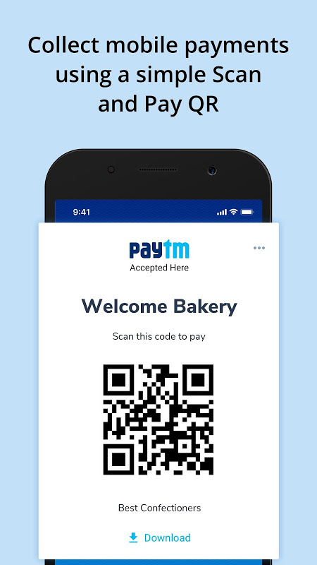 Paytm For Business: Accept & Manage Payments screenshot 2