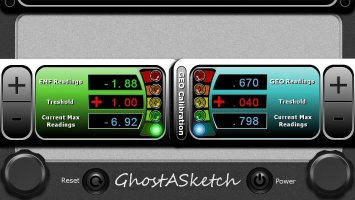 GHOST-A-SKETCH Screen