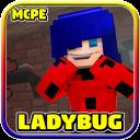 Noir LadyBug Craft Mod for Minecraft PE