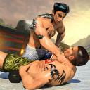Superstars Wrestling Revolution 3d: Combat fights