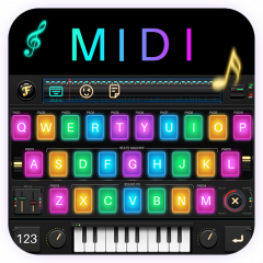 MIDI Keyboard 1 0 Download APK for Android - Aptoide