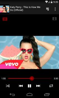 FireTube: YouTube Music Player screenshot 2
