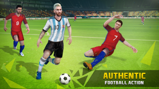 Soccer Star 2018 World Legend screenshot 4