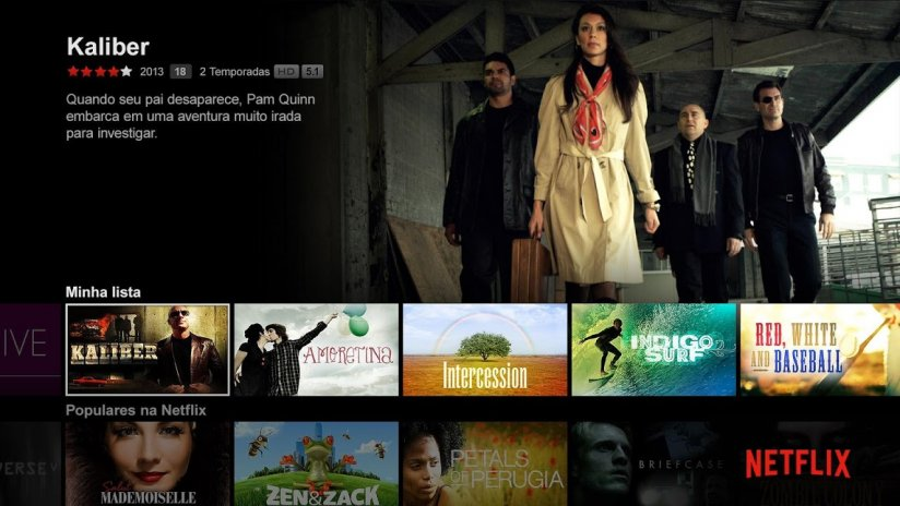 Netflix 6 2 5 build 2789 Baixar APK para Android - Aptoide