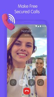 Viber Messenger screenshot 2