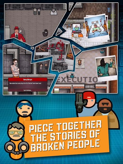 Prison Architect: Mobile screenshot 2