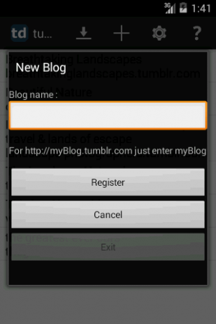 download tumblr 2 1 Download APK for Android - Aptoide