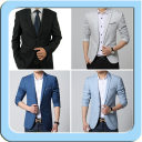 Men Simple Suit Fashion