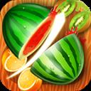 Lucky Fruits Cut 3D