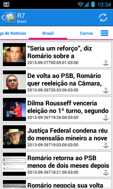 Brasil not cias download apk for android aptoide for App noticias android