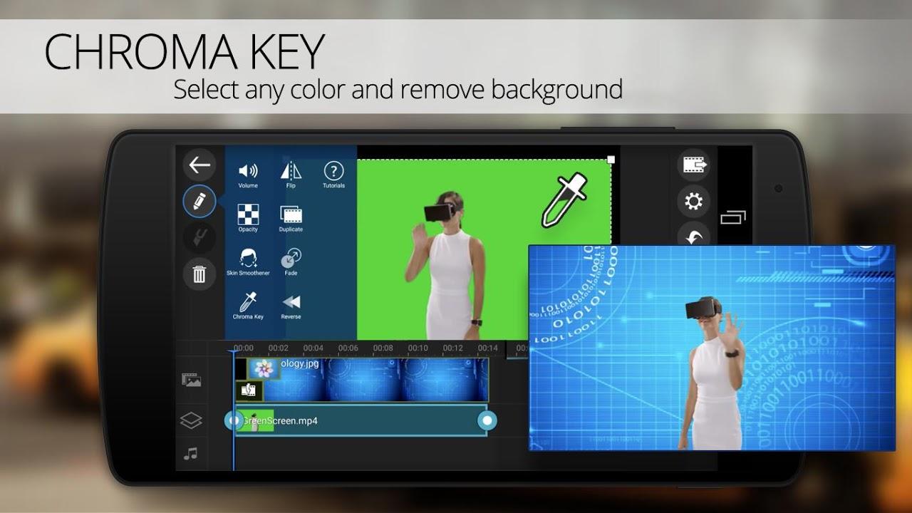 PowerDirector Video Editor App: 4K, Slow Mo & More screenshot 7