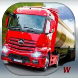 Truck Simulator Icon