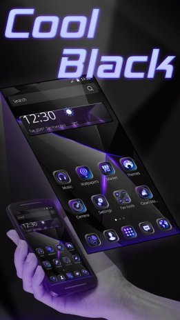 cool black theme 1 1 42 download apk for android aptoide