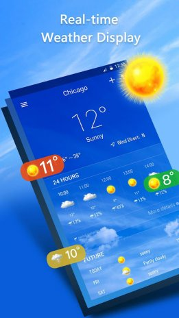 Weather Forecast App 16 6 0 47180_47200 Download APK for Android
