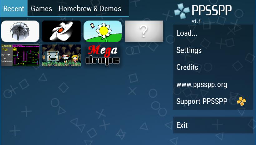 PPSSPP - PSP emulator 1 8 0 Download APK for Android - Aptoide