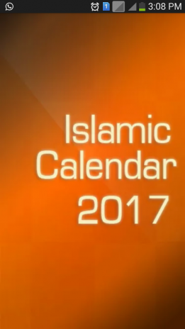 Islamic Calendar 1 4 Download APK for Android - Aptoide