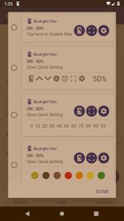 Bluelight Filter for Eye Care - Auto screen filter screenshot 4