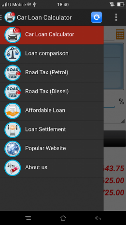 Car Loan Calculator Singapore 1 0 1 Download Apk For Android Aptoide