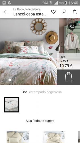La Redoute -Loja de Moda, Roupa, Casa, Decoração screenshot 7